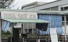 Nhà thầu đồng ý bàn giao nhà giữ xe cho Bệnh viện Sản nhi Cà Mau