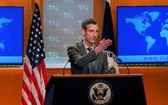 Vụ đá Ba Đầu: Trung Quốc nói tàu trú ẩn 'bình thường cả ngàn năm', Mỹ quan ngại