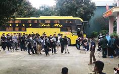 Phạt nhóm người Trung Quốc nhập cảnh 'chui' hơn 200 triệu đồng