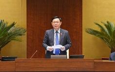 Chủ tịch Quốc hội Vương Đình Huệ: Đại biểu đã mang hơi thở cuộc sống vào nghị trường