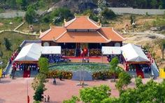 Khánh thành đền thờ liệt sĩ rộng gần 21.000m2 tại Xuân Lộc, Đồng Nai
