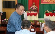 Trưởng Ban Tuyên giáo Trung ương: 'Trúng cử, sẽ tiếp tục làm tốt trách nhiệm đại biểu'