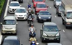 Singapore thắt chặt kiểm soát tiếng ồn và khí thải của phương tiện giao thông