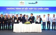 Vietinbank và Novaland ký kết hợp tác chiến lược
