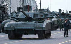 Mỹ nói binh sĩ Nga 'đông chưa từng thấy' ở biên giới với Ukraine, Đức yêu cầu rút quân