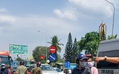 Kẹt xe mà không xả trạm, Đồng Nai sẽ kiến nghị xử lý trạm thu phí