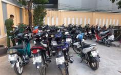 Đà Nẵng: Truy quét 'quái xế', tạm giữ gần 40 xe trên đèo Hải Vân