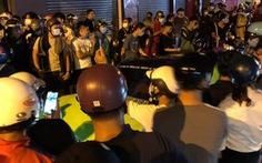 Xác minh vụ thanh niên lái 'siêu xe' lăng mạ CSGT bị trấn áp