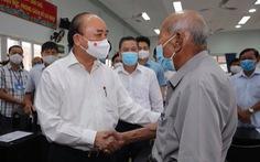 Chủ tịch nước Nguyễn Xuân Phúc: Hóc Môn không chỉ là huyện, phải là quận đô thị sinh thái