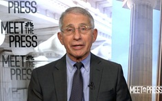 Ông Anthony Fauci nói về 581.000 ca tử vong: 'Chắc chắn Mỹ đếm thiếu'