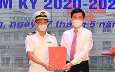PGS.TS Phạm Xuân Dương làm hiệu trưởng ĐH Hàng hải Việt Nam