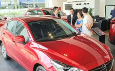 Bộ Tài chính bác đề nghị giảm nửa lệ phí trước bạ với xe hơi mới