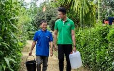 Quảng Bình: cuộc sống người dân những ngày thiếu nước