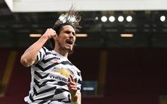 Thi đấu thăng hoa, Cavani được Man Utd gia hạn hợp đồng