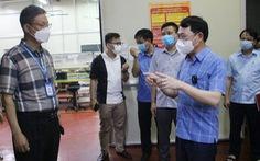 Bắc Giang giãn cách xã hội 3 huyện liên quan ổ dịch Công ty Shin Young