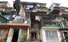 Cải tạo chung cư cũ: Hà Nội phân cấp cho quận, huyện lựa chọn kiểm định