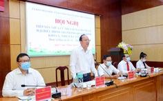 Phó bí thư TP.HCM Nguyễn Hồ Hải cam kết chống tham nhũng không nghỉ ngơi