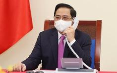 Việt Nam, Thái Lan nhất trí hợp tác thúc đẩy thỏa thuận ASEAN về Myanmar