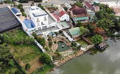 Tháo dỡ biệt thự 'khủng' xây không phép, kiểm điểm Văn phòng đăng ký đất đai Bảo Lộc