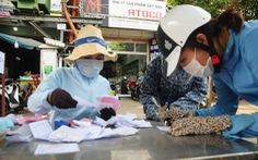 Người Đà Nẵng đi chợ mùa COVID-19