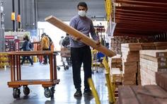 Thiếu lao động và nguyên liệu cản trở phục hồi kinh tế Mỹ