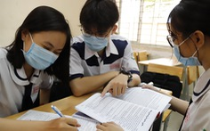 Sở GD-ĐT TP.HCM: Ôn tập cho học sinh cuối cấp phải dưới 30 người/phòng