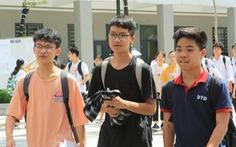 Hà Nội vẫn thi 4 môn trong kỳ thi tuyển sinh vào lớp 10