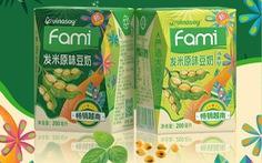 Fami và mốc son trên  hành trình chinh phục thị trường quốc tế