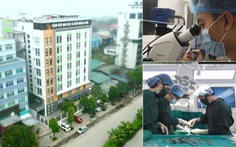 Trailer Camera Y tế: Tham quan Bệnh viện Nam học và hiếm muộn Hà Nội