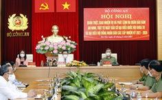 Bộ trưởng Tô Lâm: Công an sẵn sàng bảo vệ tuyệt đối an ninh, an toàn ngày bầu cử