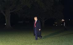 Blog của ông Trump không 'hút view' như tài khoản mạng xã hội