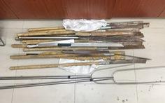 Khởi tố vụ 2 nhóm gần 30 người đâm chém nhau trên đường Hưng Phú