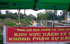 Lại thêm ca COVID-19 không khai báo y tế khi từ Đà Nẵng về