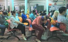 Nắng nóng, dịch COVID-19: Bệnh viện Tâm thần TP.HCM tăng cả ngàn người khám
