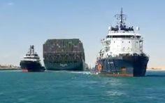 Ai Cập thông qua kế hoạch mở rộng kênh đào Suez