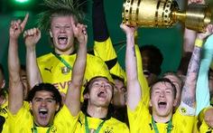 Thắng áp đảo Leipzig, Dortmund vô địch Cúp quốc gia Đức