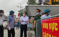 Hà Nội thêm 4 ca COVID-19 có liên quan đến bệnh nhân ở Hưng Yên và Bệnh viện K