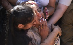 Tan hoang sau những cuộc không kích giữa Israel - Hamas