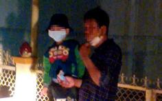 An Giang kịp phát hiện cha dẫn con bị sốt từ Campuchia vượt biên về Việt Nam