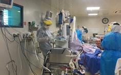 Bệnh nhân COVID-19 nặng được đưa từ An Giang lên TP.HCM điều trị