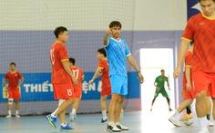 Tuyển futsal Việt Nam lên đường sang UAE chinh phục vé dự World Cup 2021