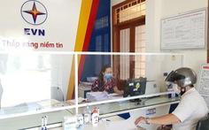 Quảng Trị: Tạm dừng thu tiền điện tập trung tại các khu vực nghi có dịch