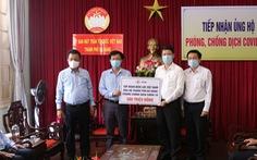 Ngành điện trao 600 triệu đồng ủng hộ Đà Nẵng chống dịch COVID-19