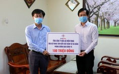 Đà Nẵng tặng sinh phẩm xét nghiệm SARS-CoV-2 trị giá 6 tỉ cho Bắc Ninh, Bắc Giang