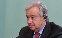 Liên Hiệp Quốc: Xung đột Israel - Palestine có thể thành khủng hoảng 'không thể kiềm chế'