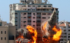 AP kêu gọi điều tra vụ đánh bom văn phòng báo đài ở Gaza