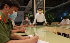 Phê bình khách sạn báo trả 'phí chống dịch cho cơ quan chức năng, công an'