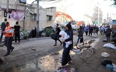 Người dân khổ nạn vì xung đột Israel - Palestine