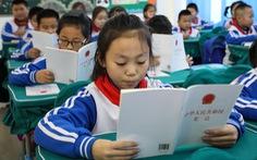 Trung Quốc cấm giáo trình nước ngoài từ mẫu giáo tới THCS
