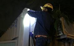 EVNHCMC đảm bảo cấp điện cho các trạm kiểm dịch
